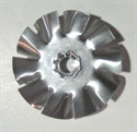 Picture of Impeller, Shaft cooling fan