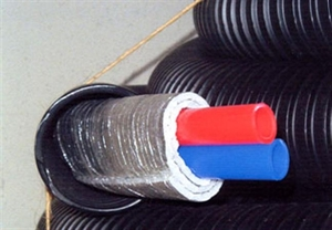Picture of Insulated Non-Barrier Pex Pipe