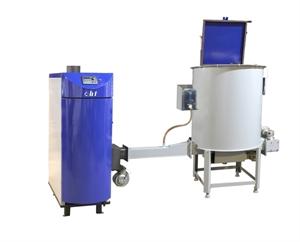Picture of Futura MultiBio Boiler